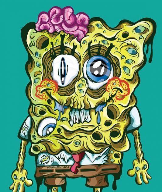 Baru 30 Gambar Zombie Kartun Lucu 101 Gambar Spongebob Lucu Keren 3d Sedih Hd Download Animasi Plant Vs Zombie Download A Kartun Kartun Lucu Seni Gelap