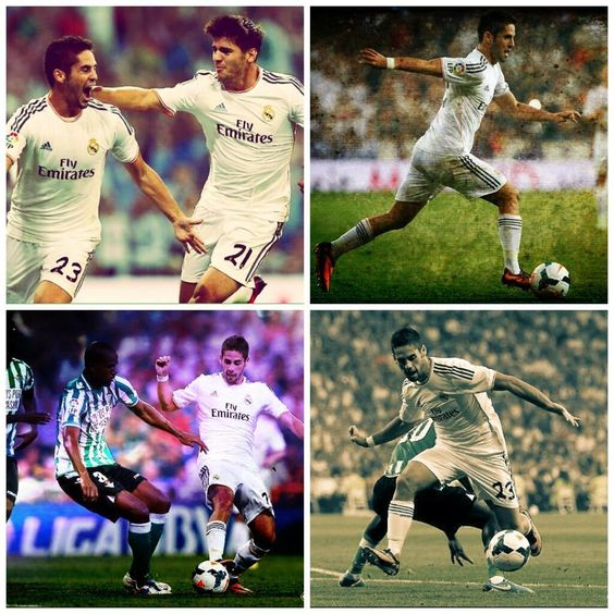 FOTO MONTAJE DE ISCO DEL REAL MADRID: Real, Isco Del, Real Madrid, Assembly, Foto Montaje