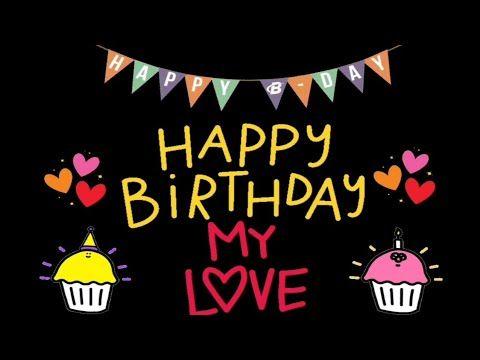 Happy Birthday My Love Whatsapp Status Birthday Wish For Husband