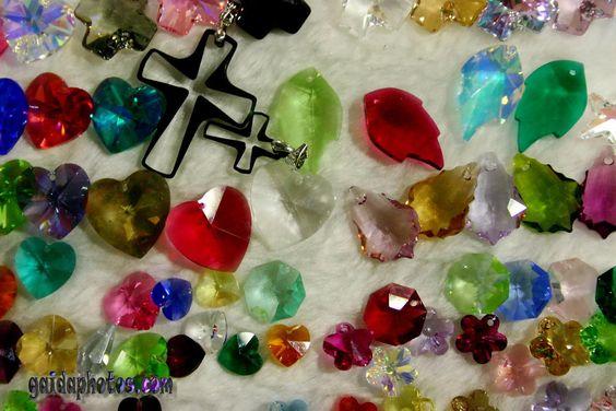 Kreuz, Kristall