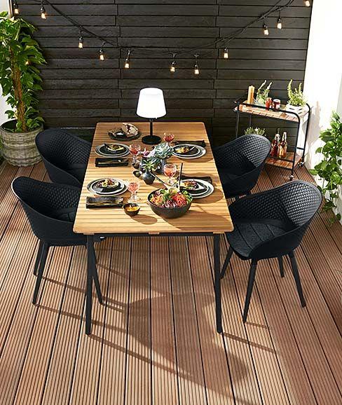 Gartenmobel Pavillons Und Sonnenschirme Jetzt Bei Tchibo Furniture Garden Furniture Beautiful Decor