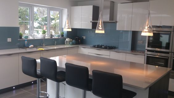 Nolte Lux and Manhattan installed in Goffs Oak by C Kitchens - nolte küchen fronten farben
