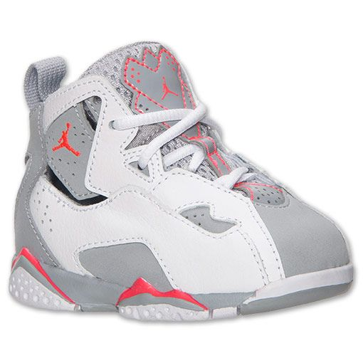 Boys Toddler Jordan True Flight Basketball Shoes