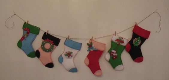 Big Shot Stocking Banner by cherylcanstamp - Cards and Paper Crafts at Splitcoaststampers