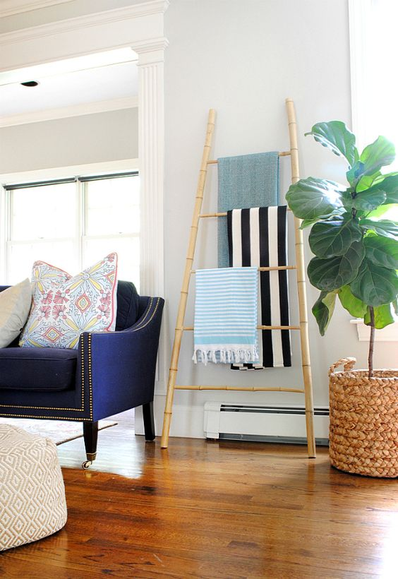 How to make a bamboo ladder for under $20: