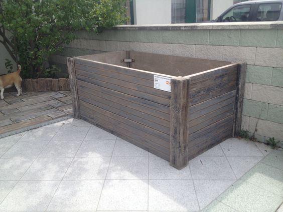 hochbeet stein h usler garten pinterest garden. Black Bedroom Furniture Sets. Home Design Ideas