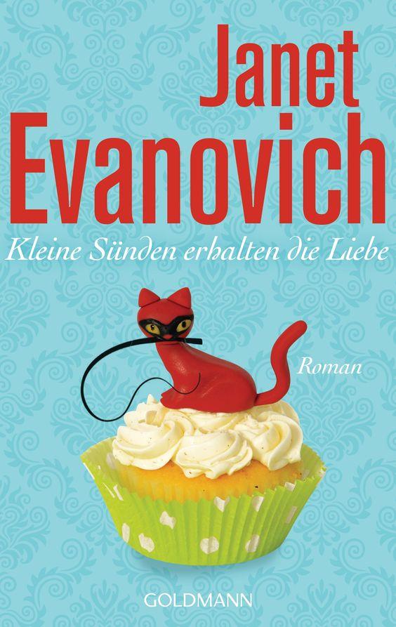 Evanovich, Janet Kleine Sünden erhalten die Liebe Lizzy Tucker + Diesel Band 2 ISBN: 978-3-442-47822-4 Goldmann