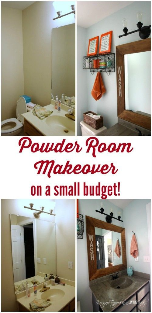 Powder Rooms Room Ideas And Powder On Pinterest