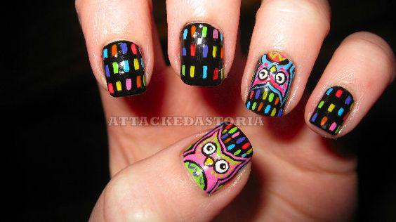 Fonte attackedastorianails.blogspot.com