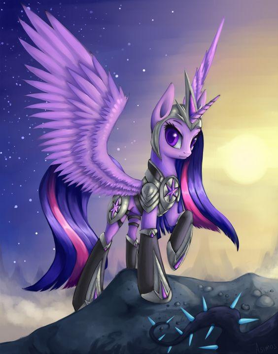 Twilight Sparkle: