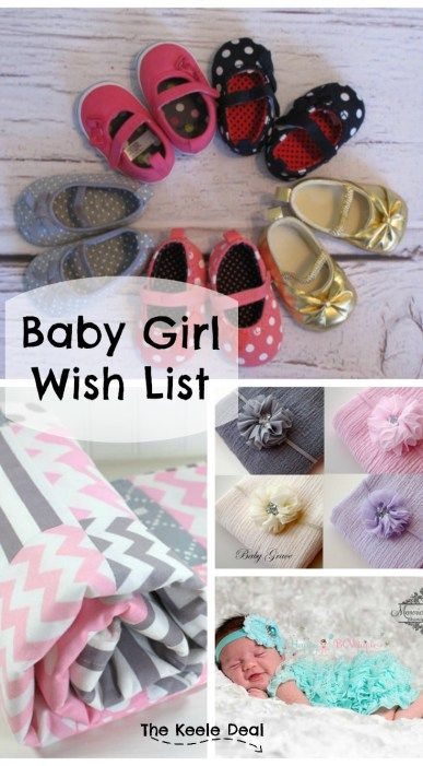 Baby Girl Wish List
