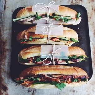 Banh Mi   20 Vietnamese Foods You Need To Try Now
