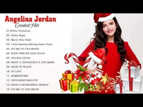 Angelina Jordan Christmas Songs 2019 Best Christmas Songs Of Angelina Jordan Merry Christmas 2019 Yout In 2020 Angelina Jordan Best Christmas Songs Christmas Song
