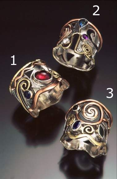 Magic Ring Jewellery And Jewelry On Pinterest