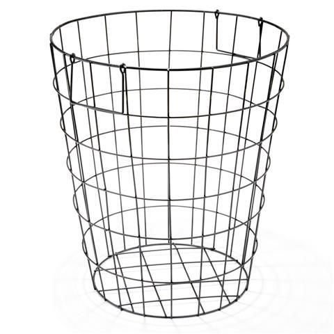 Brand-new Tall Wire Laundry Basket | Interior Design Ideas NK41