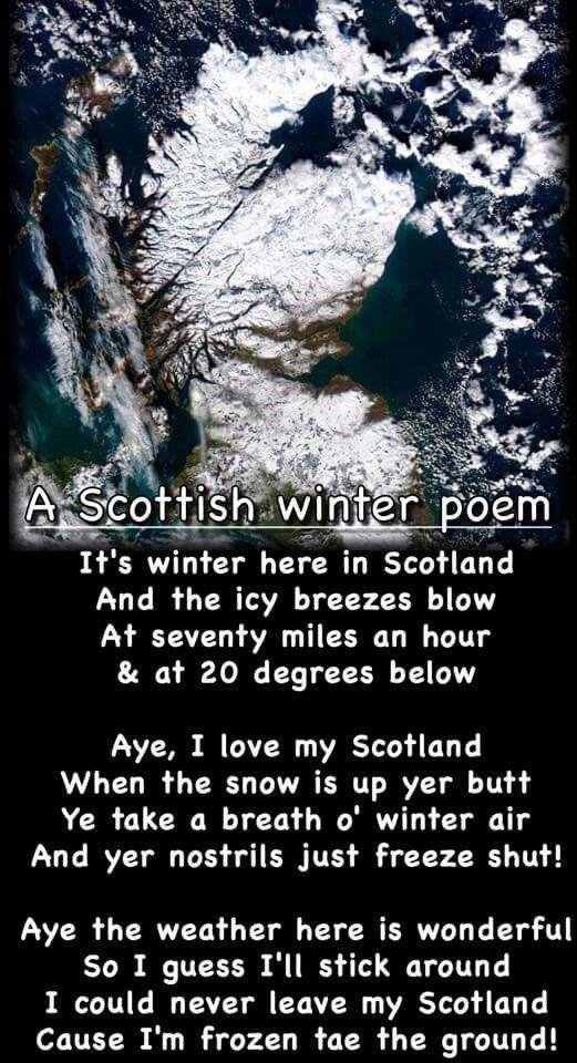 Wisconsin Too Scottish Quotes Scottish Poems Glasgow Scotland