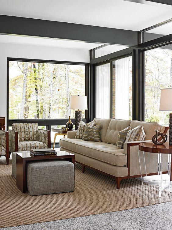 Take Five Barclay Sofa | Lexington Home Brands