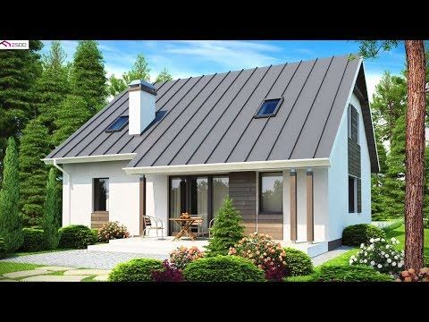 The World S Most Beautiful And Inexpensive Z71 Tiny House On A Small Plot Youtube Modern Tiny House Tiny House Big Living Small House Design