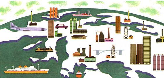 Mondorama 2000: Renaissance matérielle de l'Europe après la seconde guerre mondiale