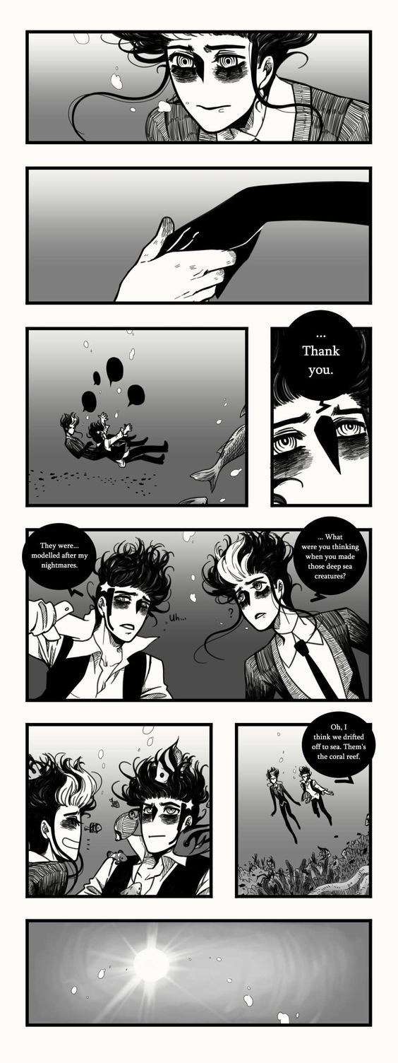 A Matter of Life and Death :: Understand Me - 51 | Tapastic Comics - image 1