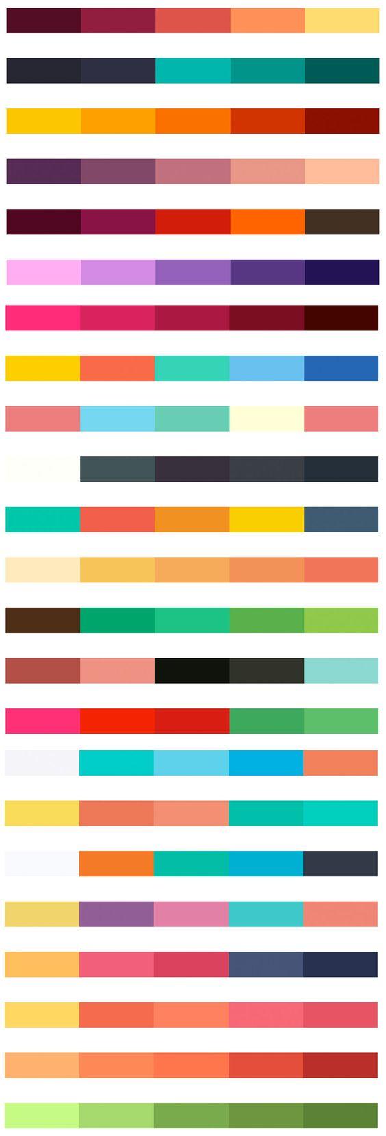 Flat-UI Colors | Autumn Edition