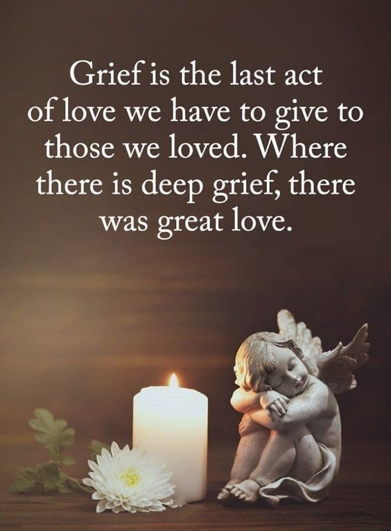 Grief   Grief    -- Delivered by Feed43 service