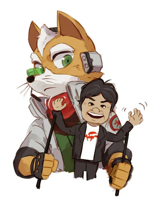 STAR FOX - Lylat Legacy