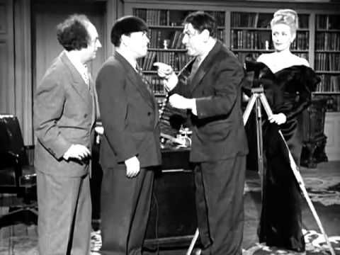 The Three Stooges   114   Who Done It 1949