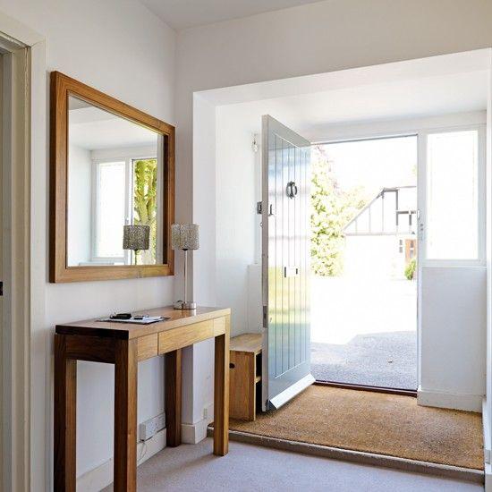 Hallway | Step inside a 1930s semi | House tour | Ideal Home | housetohome.co.uk
