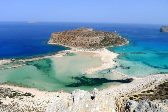 Wie im Paradies: Entdecke den Balos Beach auf Kreta! 8 Tage im ausgezeichnet bewerteten Hotel + Flug ab 372 € (pro Person) - Urlaubsheld   Dein Urlaubsportal
