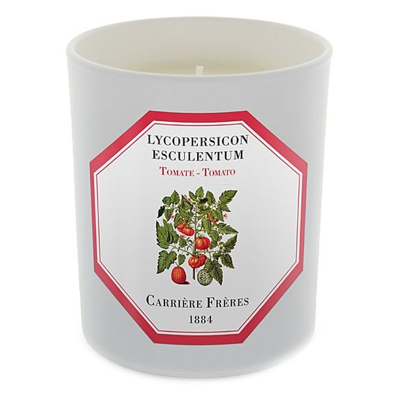 Carriere Freres - Tomato (Lycopersicon Esculentum) Candle | Candle Delirium