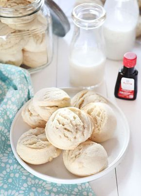 Amish Sugar Cookie Recipe ~ I Am Baker