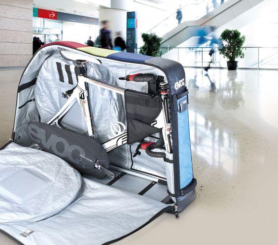 Bike na bagagem
