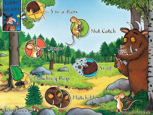 Grüffelo Spiele App Kinder iPad (7)