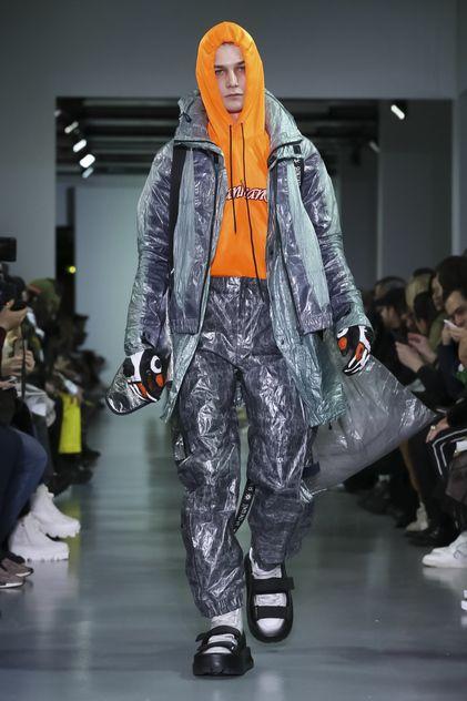 Sankuanz Menswear Fall Winter 2018 Paris