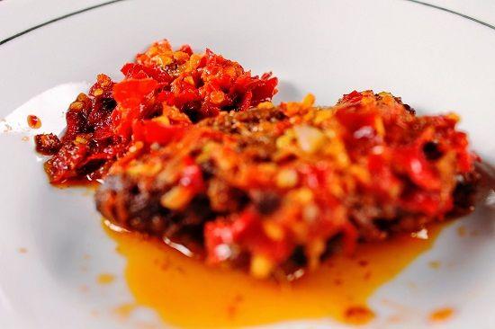 Resep Dendeng Sapi Lambok Makanan Resep Daging Sapi Dendeng