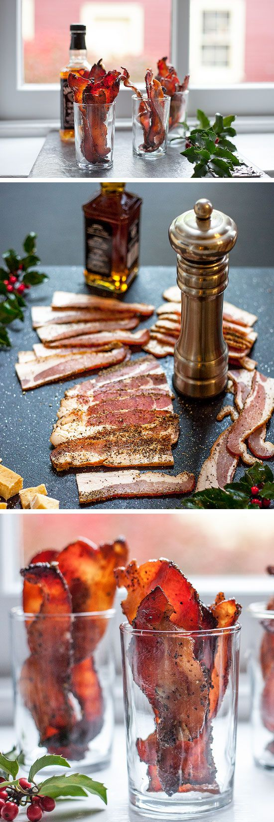 Christmas Appetizers Bacon And Appetizers For A Crowd On