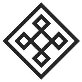 The Quincunx is considered to be the most important emblem in alchemy as it represents the transformation of base metals into gold which is the eventual ambition of alchemy. It denotes the atomic structure of the metals in their formation period. Spiritually it means attaining the highest level of enlightenment and being god-like.  Read more at Buzzle: http://www.buzzle.com/articles/list-of-alchemy-symbols-and-their-meanings.html