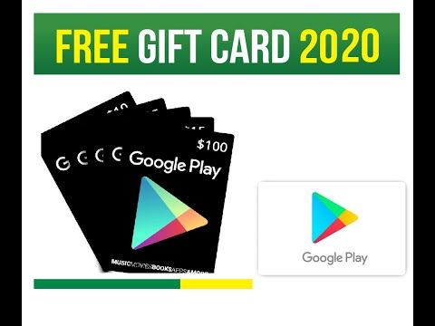 How To Get Free Google Play Redeem Code Google Gift Card New Update Youtube Google Play Gift Card Google Play Codes Free Gift Cards