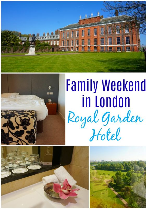 Royal Garden Hotel Review Family Weekend In London Family Travel Blog Zena S Suitcase Weekend In London Family Weekend Family Holiday Travel