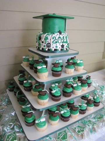 Sheet Cake Display Stands Graduation