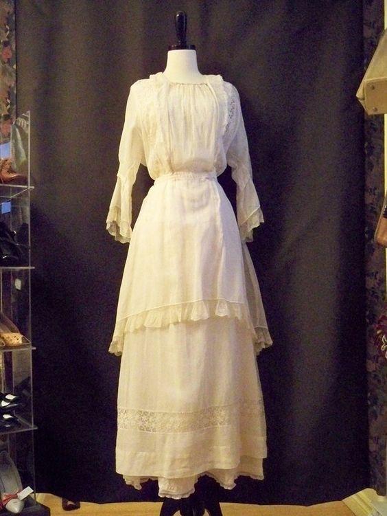 1915 lawn dress - Google Search