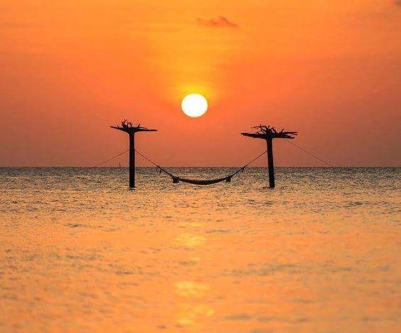 The Maldives Islands #travel #maldives #theview #sunset #sunset_hub #sunsetporn…