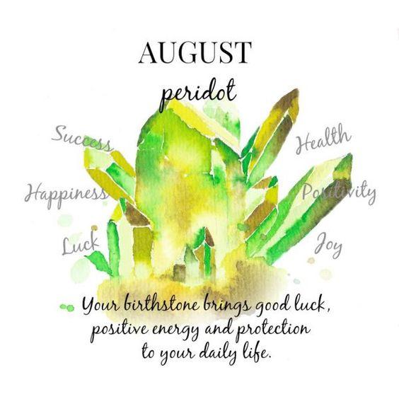 Delightful August Birthstone Bracelet