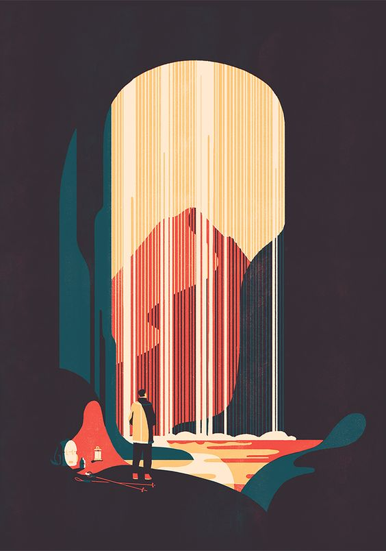 Reminds me of the under-jungle scene from Nausicaa: Valley of the Wind ------- Tom Haugomat