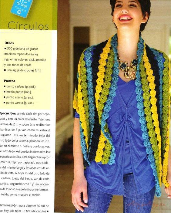 Gallery.ru / Фото #26 - El Arte de Tejer 2012 Crochet - Alleta