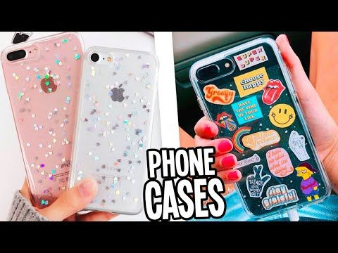 8 Diy Phone Cases You Need To Try Super Easy Cute Phone Projects Hi In This Video I M Going To Show You Ho Diy Resin Phone Case Diy Phone Case
