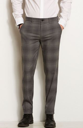 Plaid, Plaid dress and Products on Pinterest