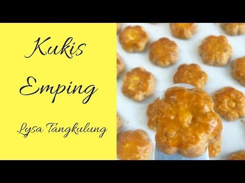 Kukis Emping Youtube Cake Recipes Food Recipes