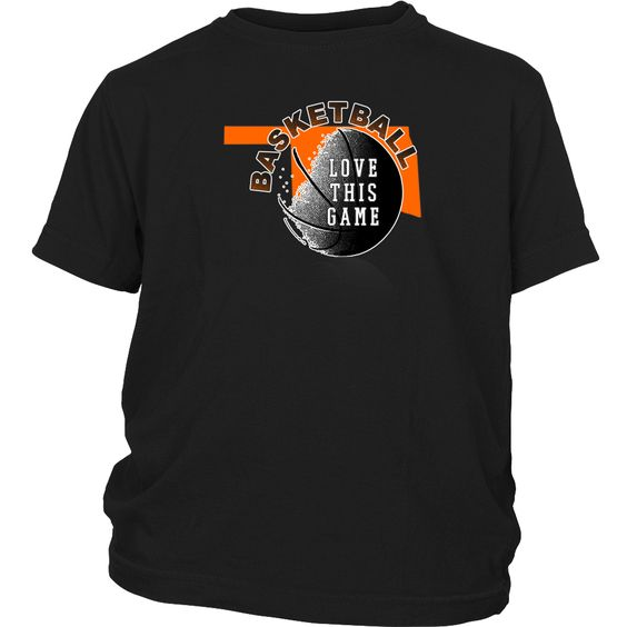 OSU Basketball Love This Game Youth T-shirt
